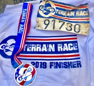 Cleveland 2019 terrain race