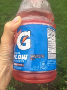 beat the heat with electrolytes